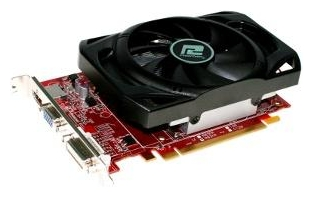 PowerColor Radeon HD 6670 800Mhz PCI-E 2.1 1024Mb 1333Mhz 128 bit DVI HDMI HDCP